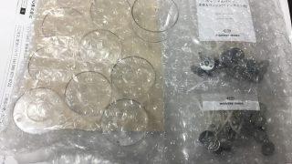 ティーライトカップ・ウィック/マンデイムーン
